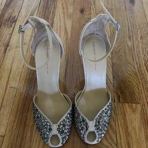 Cute Zara high heel shoes -size 36